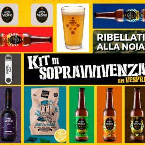 Birra Kit Di Sopravvivenza